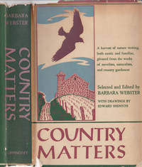 COUNTRY MATTERS: An Anthology.