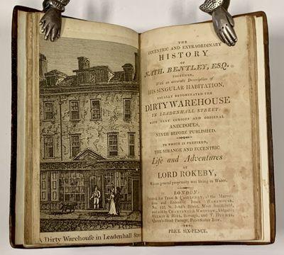 London: Printed for Tegg & Castleman, at the Marvelous & Eccentric Book Warehouse, 122, St. John-Str...