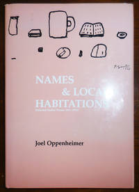 image of Names_Local Habitations; Selected Earlier Poems 1951 - 1972
