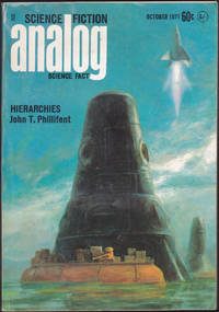 Analog Science Fiction / Science Fact, October 1971 (Volume 88, Number 2)
