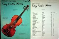 Easy Violin Pieces: World's Favorite Series #91