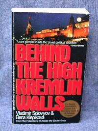 Behind the High Kremlin Walls