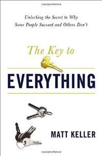 THE KEY TO EVERYTHING: UNLOCKING