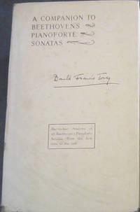 image of A Companion to Beethoven's pianoforte sonatas