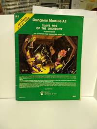 image of Slave Pits Of The Undercity (advanced Dungeons and Dragons Module A1) (Dungeons & Dragons)