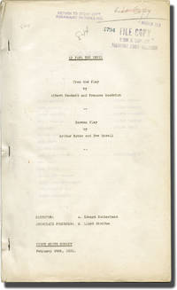 image of Up Pops the Devil (Original screenplay for the 1931 film)