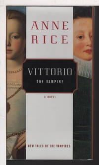 image of VITTORIO THE VAMPIRE: New Tales of the Vampire.