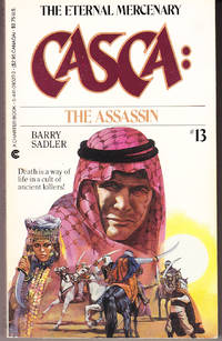 Casca: The Assassin (# 13)