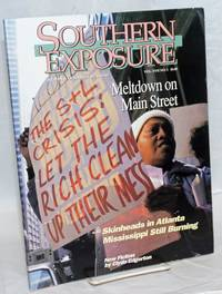 Southern exposure: A Journal of Politics and Culture: vol. 17, #1, Spring 1989; Meltdown on Main Street