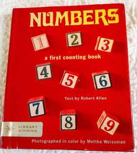 image of NUMBERS a First Counting Book