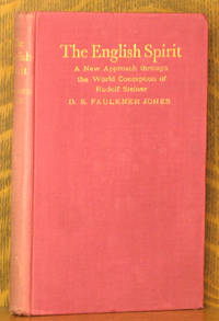 image of THE ENGLISH SPIRIT, A NEW APPROACH THROUGH THE WORLD CONCEPTION OF RUDOLF STEINER