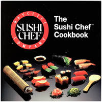 The Sushi Chef Cookbook