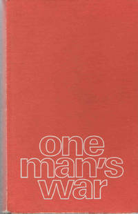 One Man's War. A Soldier's Diary