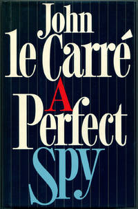 A PERFECT SPY; A signed copy together with TYPED LETTER SIGNED as David Cornwell to Paul