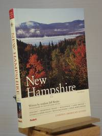 Compass American Guides: New Hampshire, 1st Edition (Full-color Travel Guide)
