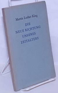 image of Die neue Richtung unseres Zeitalters. Nobelpreisrede in der Aula der Universität Oslo am 11. Dezember 1964