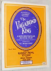 The Vagabond King: a musical play. Vocal Score