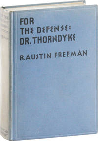 For the Defense: Dr. Thorndyke