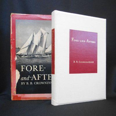 Boston: Houghton Mifflin Company, 1940. 1st Edition. Hardcover. Near fine/very good +. Quarto size, ...