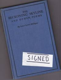 The Beckoning Skyline and Other Poems  -(SIGNED)-