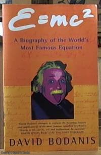 image of E=mc2; A Biography of the World's Most Famous Equation