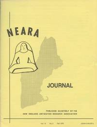 NEARA Newsletter: Vol. 14, No. 2, Fall 1979--Issue No. 52