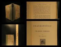 image of Frankenstein; or, The modern Prometheus