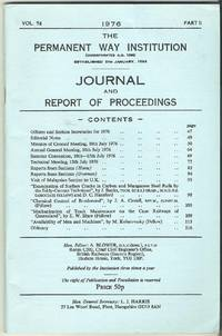 image of Journal and Report of Proceedings Vol.94, 1976, Part 2