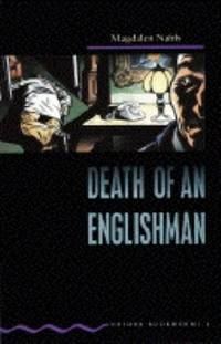 image of The Death of an Englishman (Oxford Bookworms S.)
