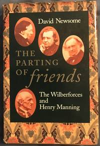 The Parting of Friends by David Newsome - Hardcover - 1993 - from Revue & Revalued Books  and Biblio.co.uk