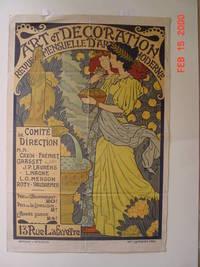 Art and Decoration Revue MensuelleD'Art Modrne