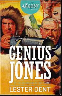 image of GENIUS JONES (The Argosy Library)