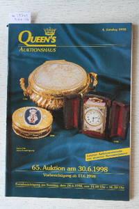 Queen's Clearing 1998, 2. Katalog 1998.