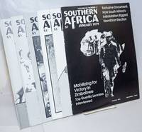 Southern Africa. [six issues]
