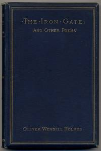 image of The Iron Gate And Other Poems