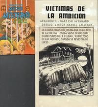 Victimas De La Ambition--Coleccion Micro Misterio No. 600