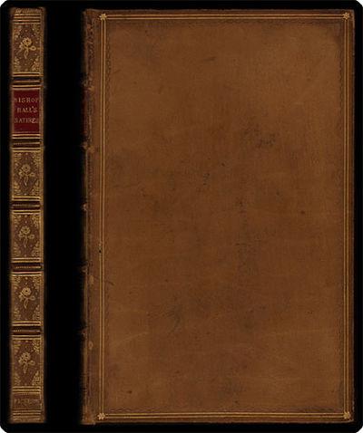 London: William Pickering, Chancery Lane , 1825. 8vo (18.5 cm, 7.25