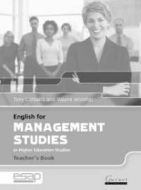 English for Management Studies Teacher's Book (English for Specific Academic Purposes)