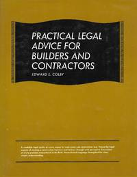 image of Practical Legal Advice For Builders And Contractors