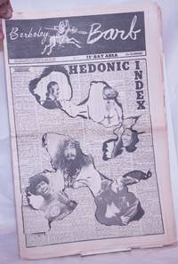 image of Berkeley Barb: vol. 8, #9 (#185) Feb. 28 - Mar. 6, 1969: Hedonic Index