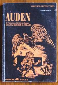 auden a collection of critical essays