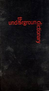 The underground dictionary