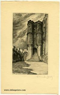 Mont Saint Michel Le Chatelet