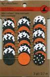 Halloween Craft It Mini Garland ~ Round - Brand New!!!