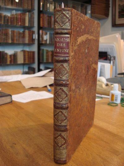 Paris: L'Imprimerie Royale, 1696. First edition. Full Calf. Near Fine. 4to. (20),181,(3)pp. Illustra...