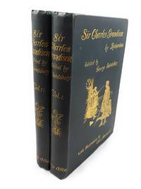 Letters of Sir Charles Grandison Two Volume Set