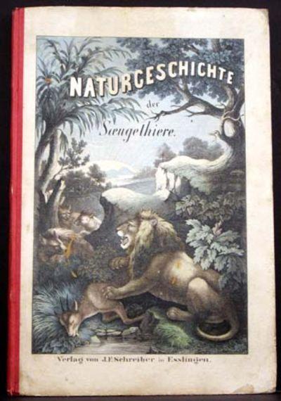 Esslingen, Germany: Verlag Von J.F. Schreiber, 1867. Decorative Cloth. Collectible; Very Good. 1867 ...