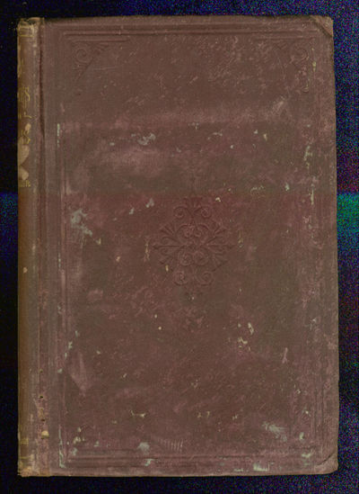 Chicago: Jansen, McClurg, 1876. Hardcover. Very Good. First edition. Hinge cracking, foxing, soiling...