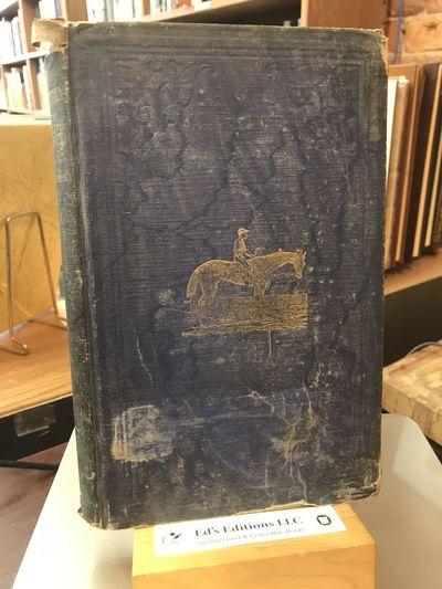Russell and Jones: Charleston, SC, 1857. First Edition. Hardcover. Acceptable. 1857. Blue cloth boar...