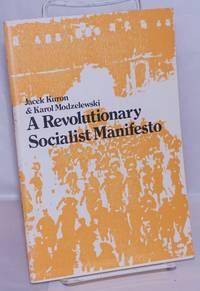 A Revolutionary Socialist Manifesto